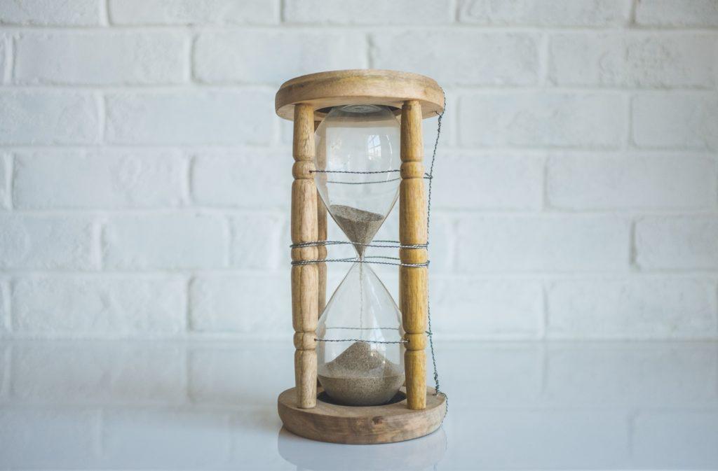時間の浪費