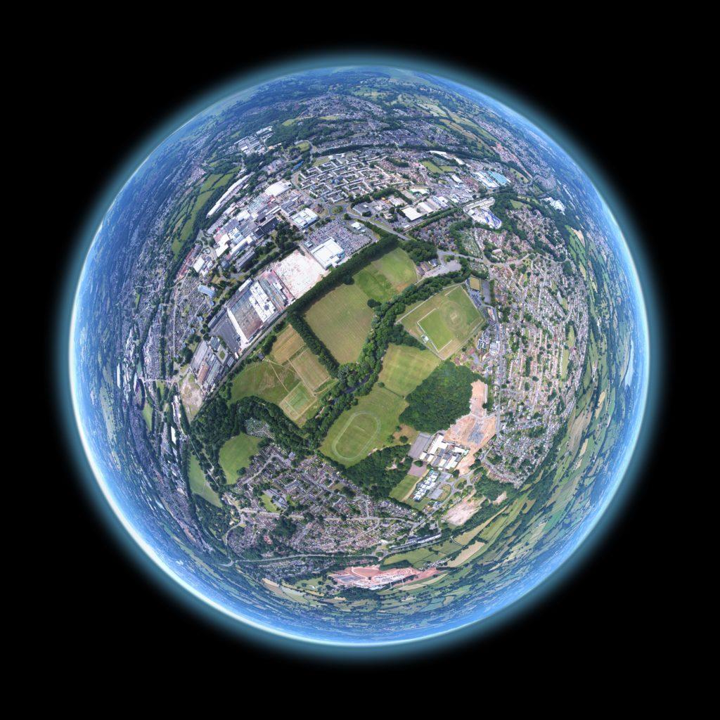 地球は行動の星