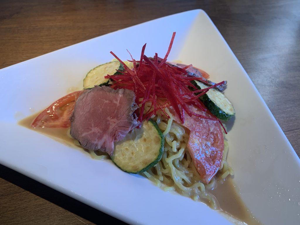 夏野菜冷麺